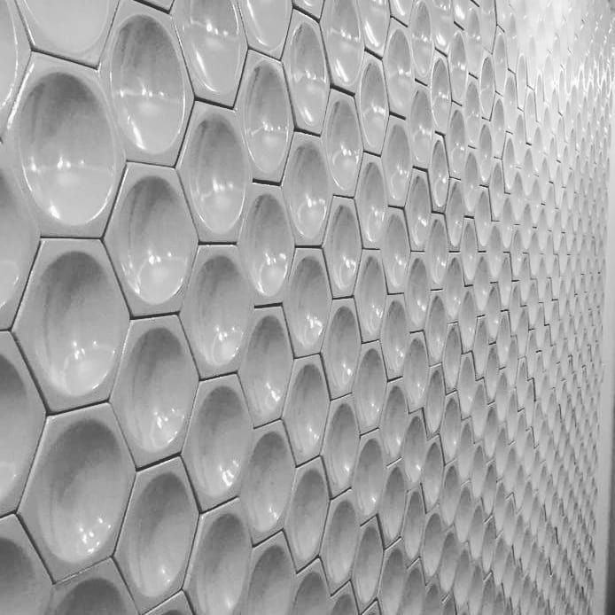 Hexagonal Klinker