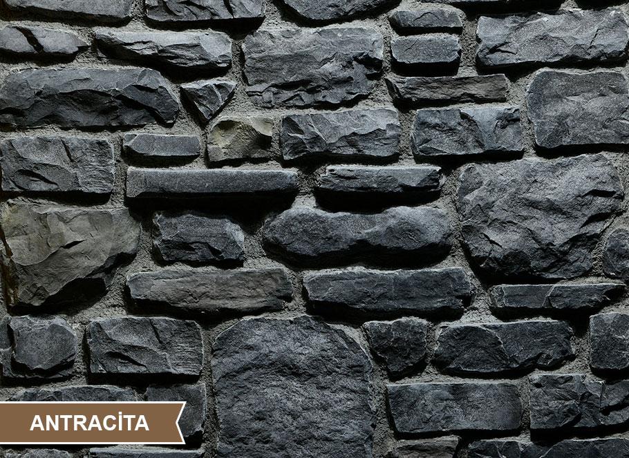 Atacama Antracita Kültür Taşı Duvar Kaplama