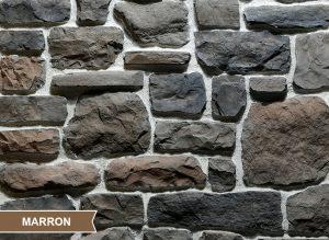 Atacama Marron Kültür Taşı Duvar Kaplama