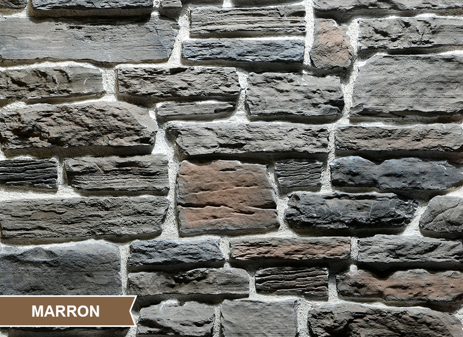 La Rinconada Marron Kültür Taşı Duvar Kaplama