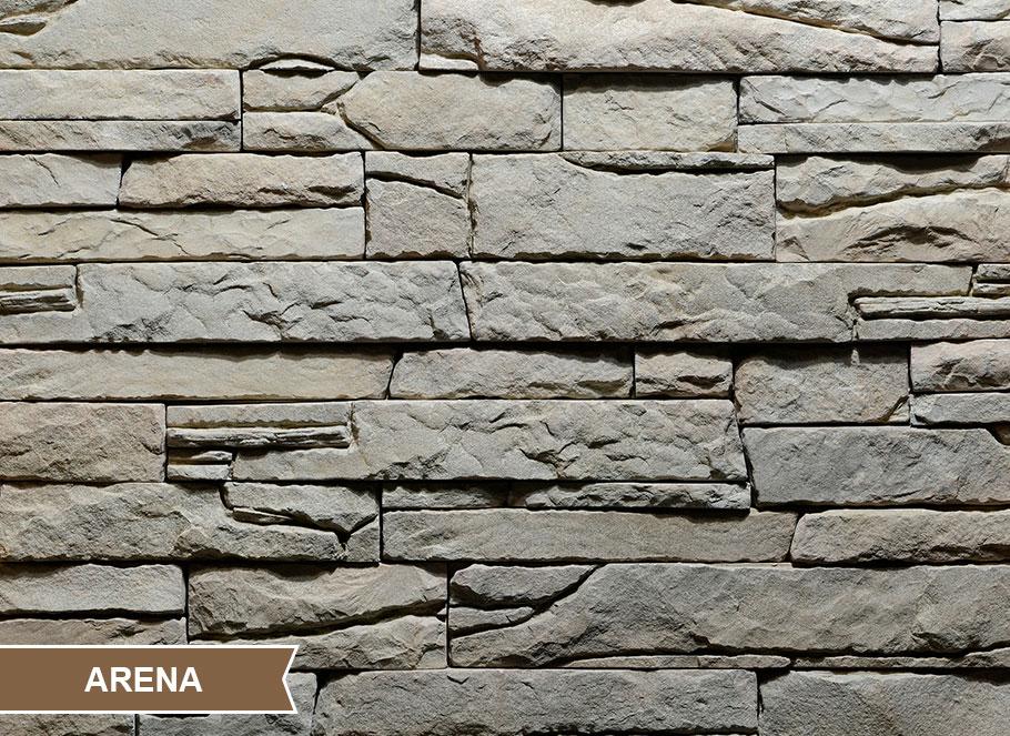 Maya Arena Kültür Taşı Duvar Kaplama