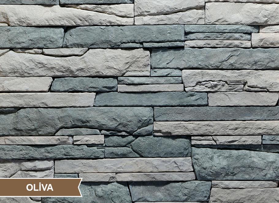 Maya Oliva Kültür Taşı Duvar Kaplama