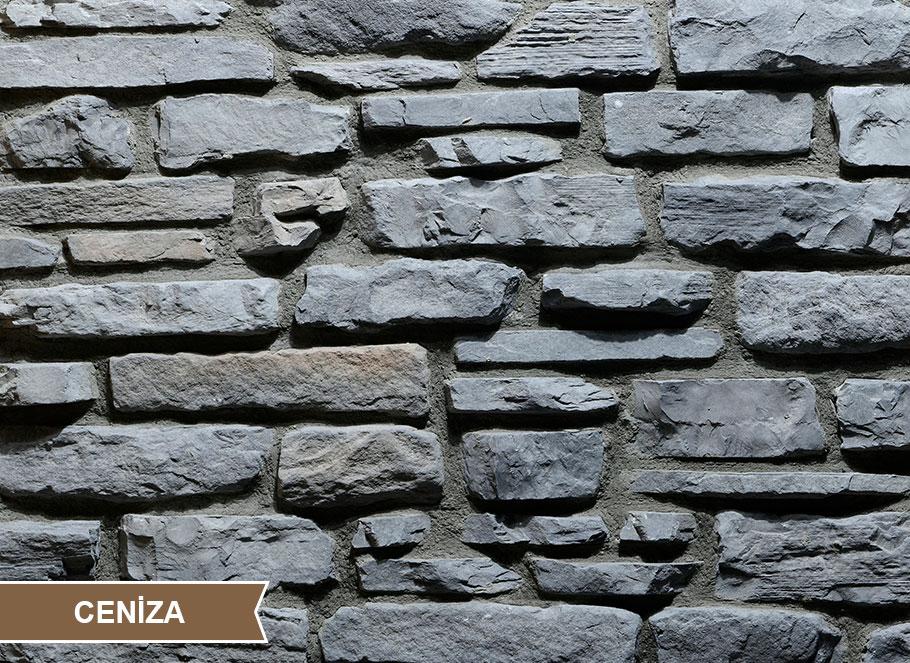 Perito Moreno Ceniza Kültür Taşı Duvar Kaplama