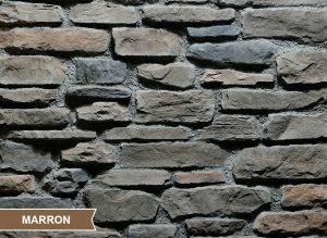 Perito Moreno Marron Kültür Taşı Duvar Kaplama