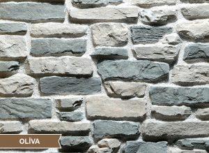 Perito Moreno Oliva Kültür Taşı Duvar Kaplama