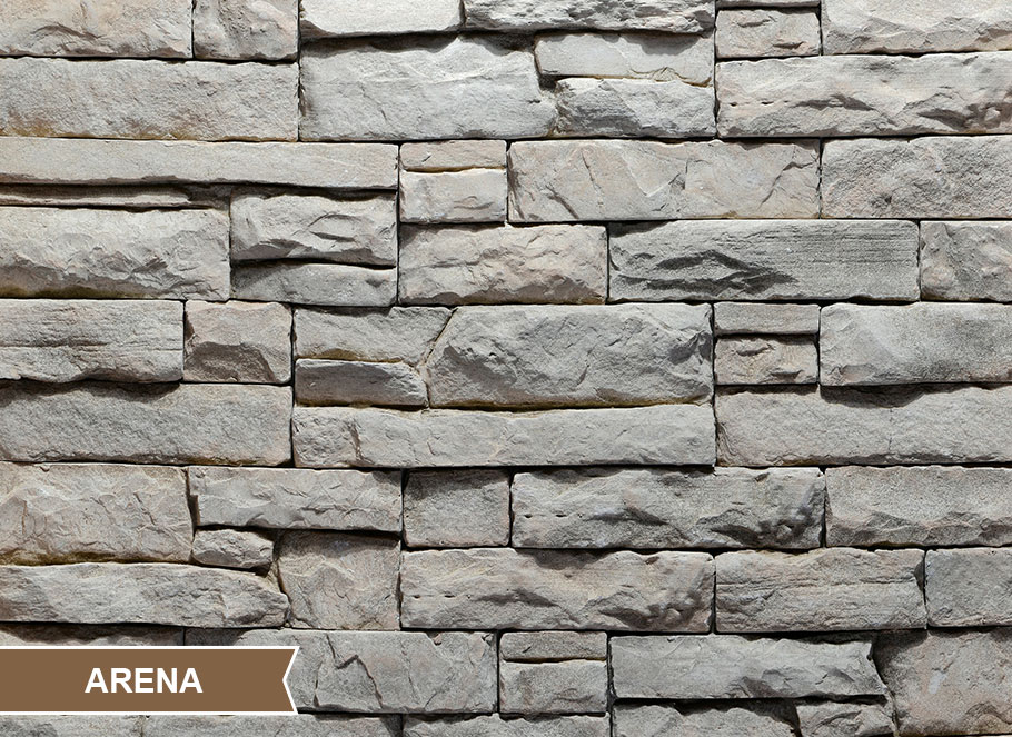 Volantis Arena Kültür Taşı Duvar Kaplama