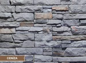 Volantis Ceniza Kültür Taşı Duvar Kaplama
