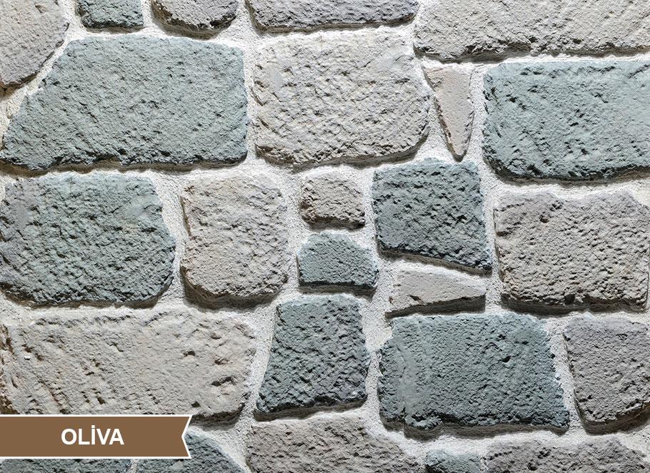 İlion Oliva Kültür Taşı Duvar Kaplama