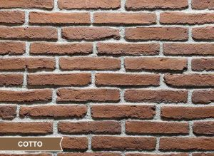 Colombiano Cotto Kültür Tuğlası Duvar Kaplama