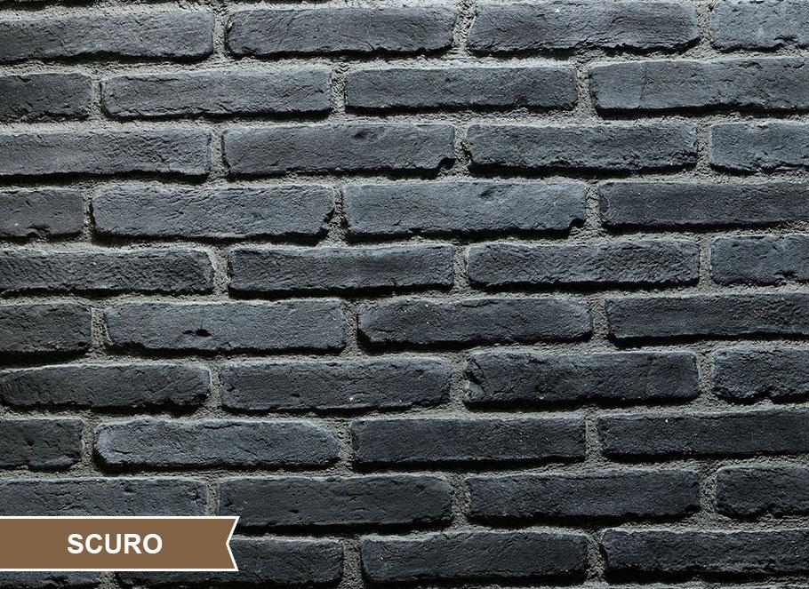 Colombiano Scuro Kültür Tuğlası Duvar Kaplama