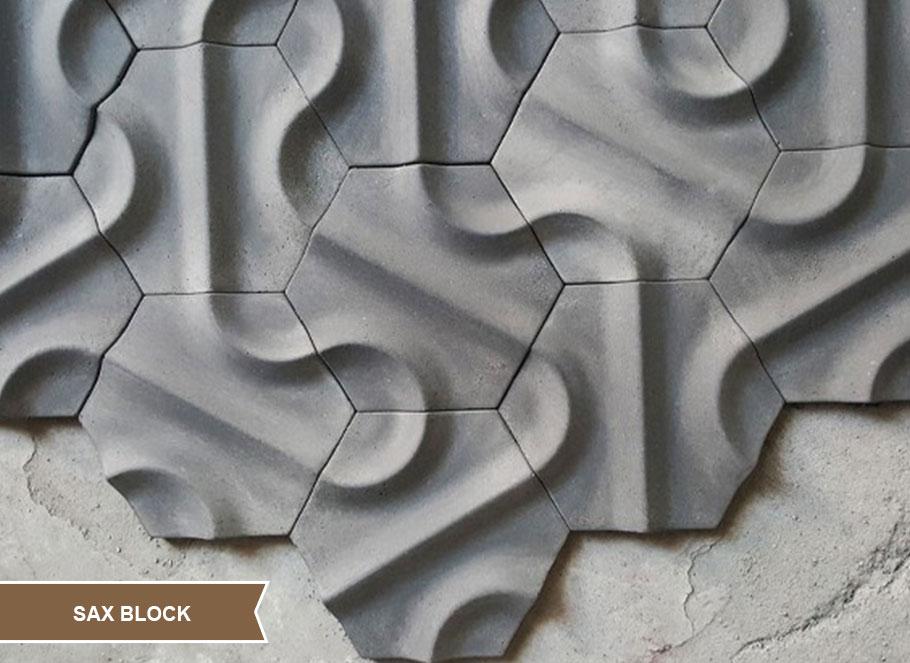 Sax Block